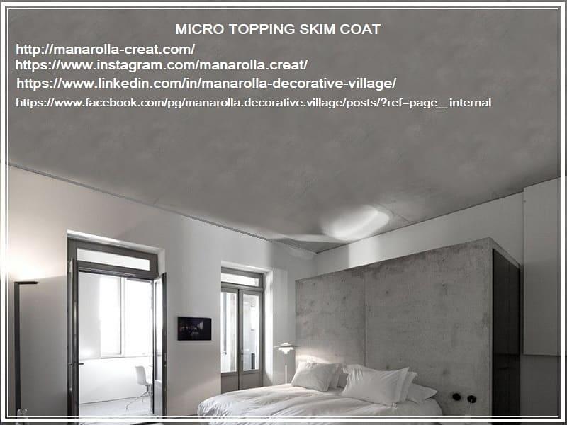 Concrete Plaster Panels