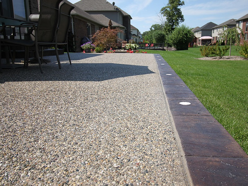 Exposed Aggregate Gallery