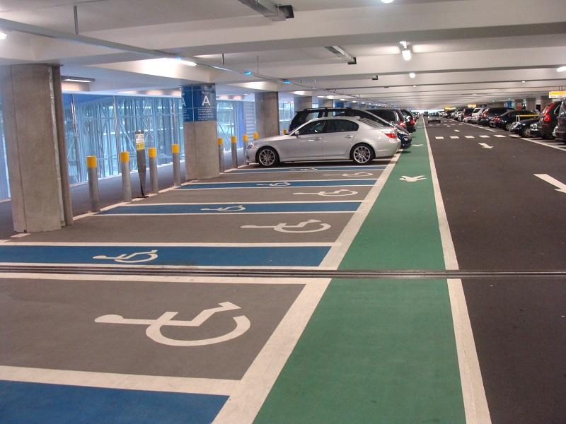 Epoxy Car Parking Gallery