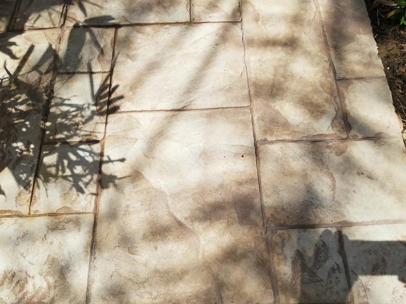 Stamped Concrete Dubai NAD SH