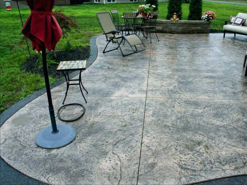 Stamped Concrete Gallery