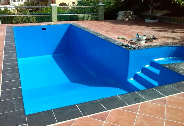 Swimming Pools Waterproofing