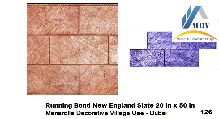 Stamped Concrete Patterns Gallery