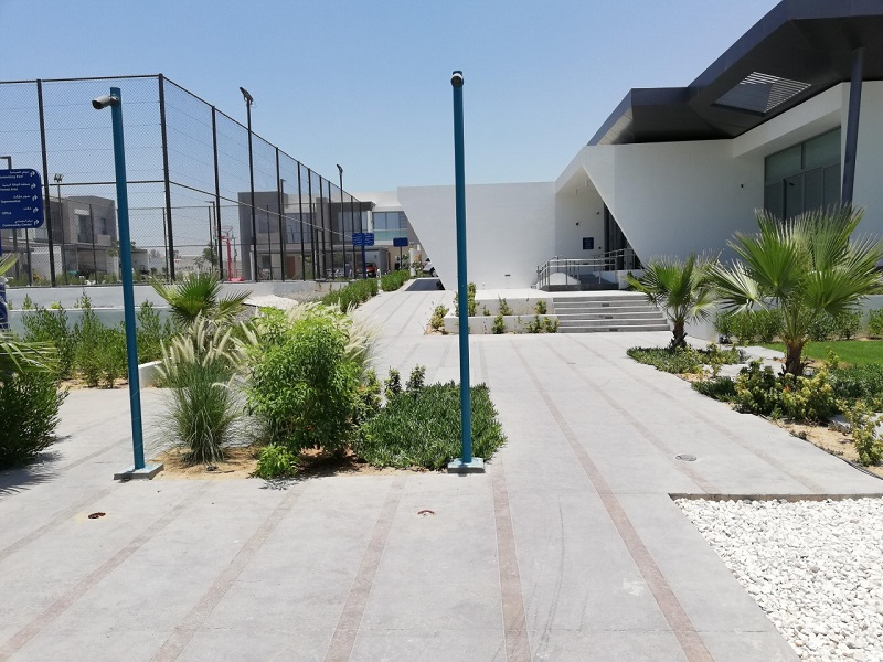 Alwasel Gate