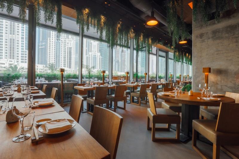 Roka Restaurant Dubai