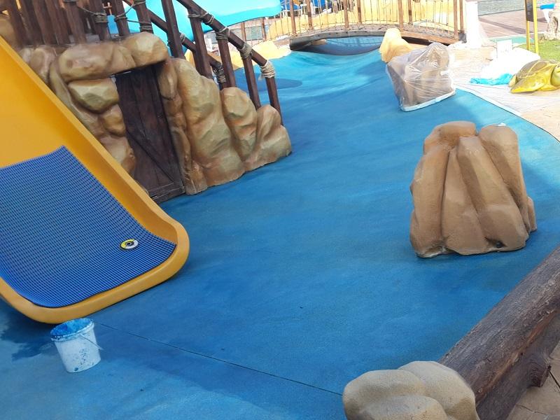 Pave Create Colored Silica Sand