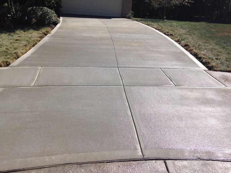 Broom Concrete