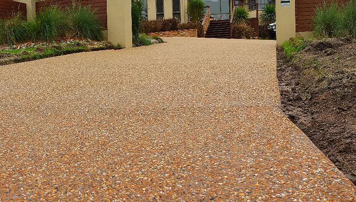 Manarolla Decorative Concrete, Recommended Application